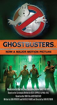 Ghostbusters: Official Movie Novelization